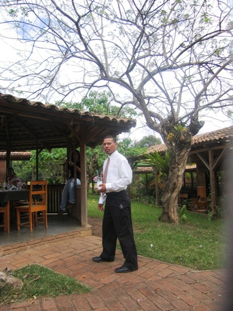 Hotel el Pantano offers professional and friendly service