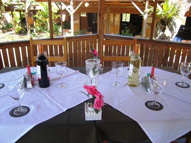 Restaurant Hotel campestre el Pantano en Jalapa, Nicaragua