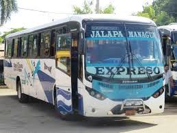 How to reach Jalapa, Nicaragua, by bus?